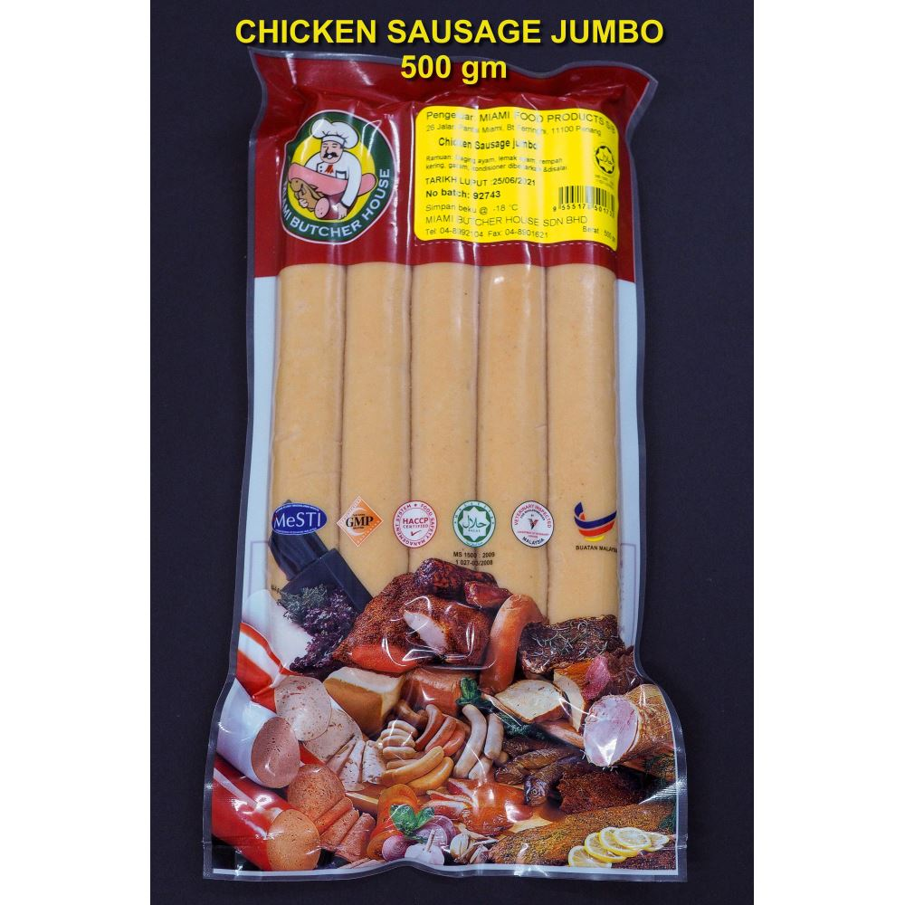 Chicken Sausage Jumbo