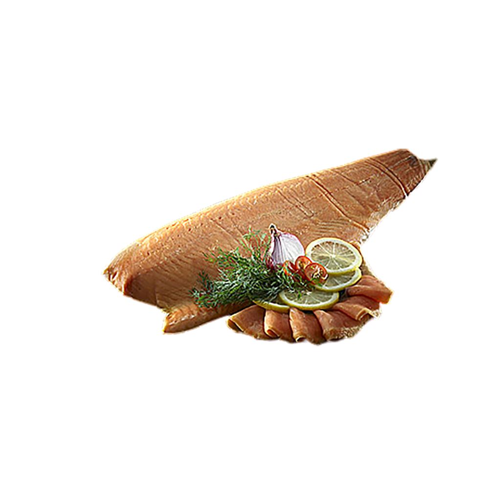 Smoked Salmon Fillet - Plain