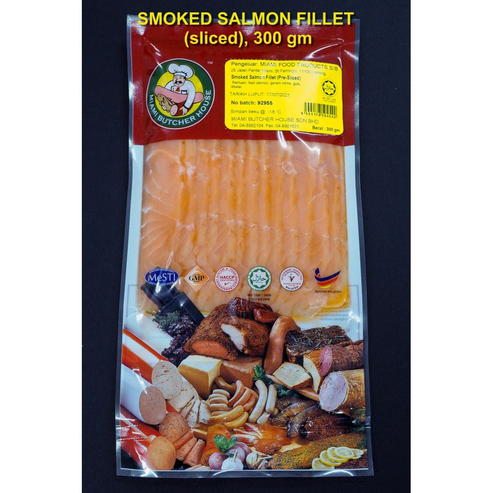 Smoked Salmon Fillet