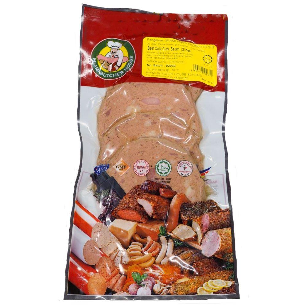 Beef Cold Cuts Salami
