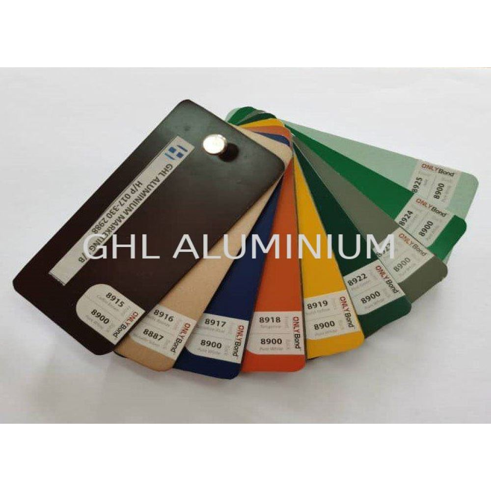 Aluminium Composite Panel (4mm)