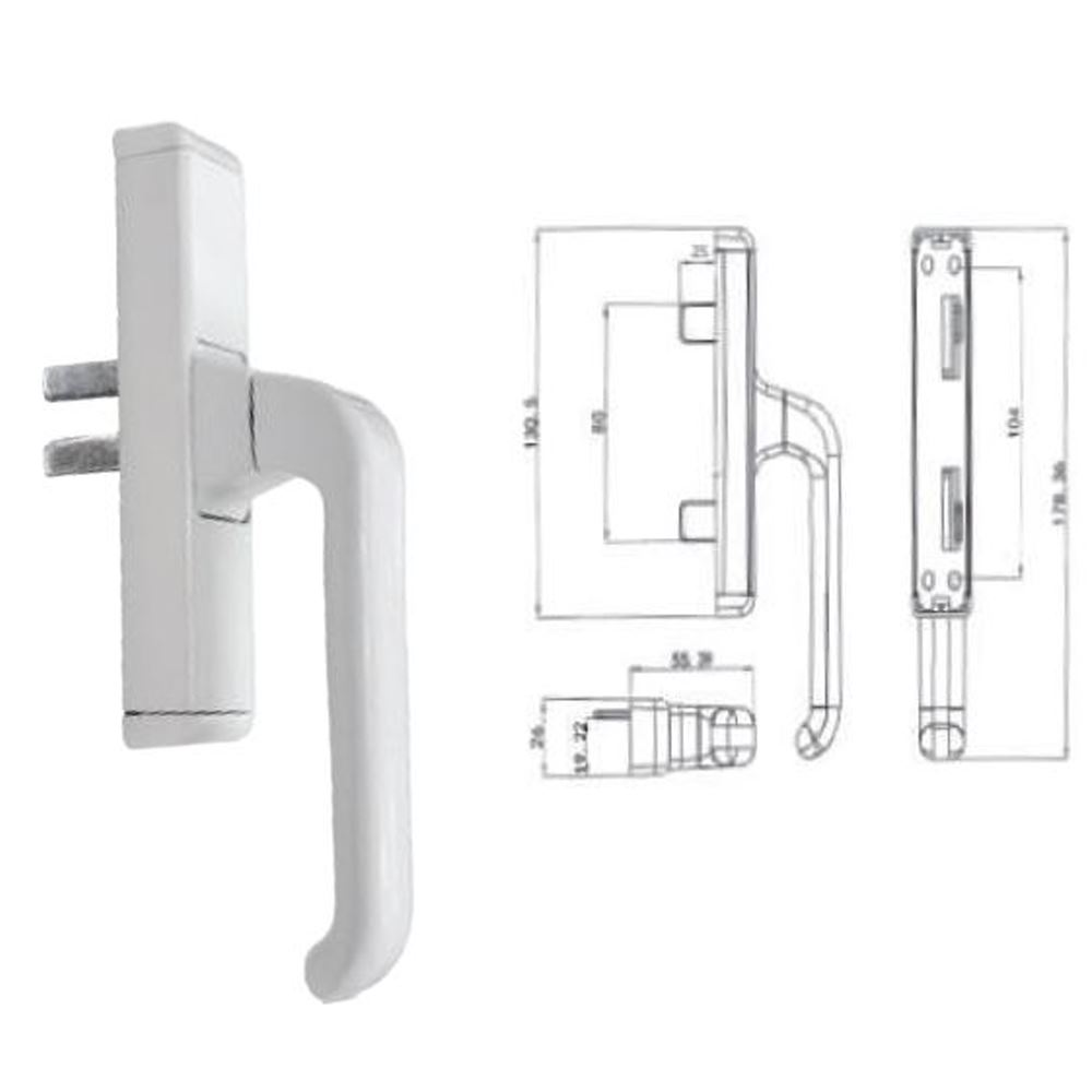 Multipoint Casement Window & Casement Window Accessories