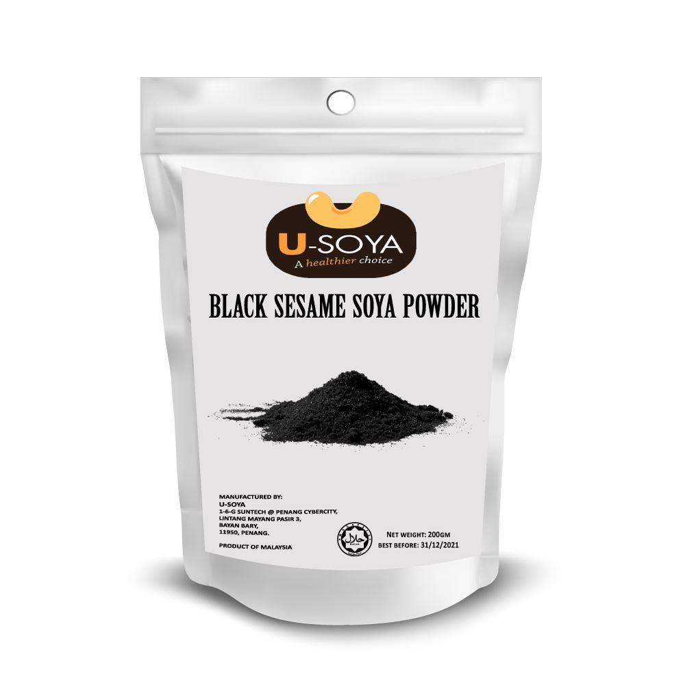 Black Sesame Soya