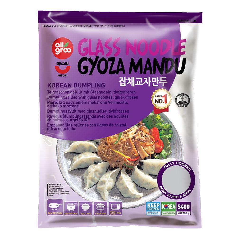 Allgroo Glass Noodle Gyoza Mandu