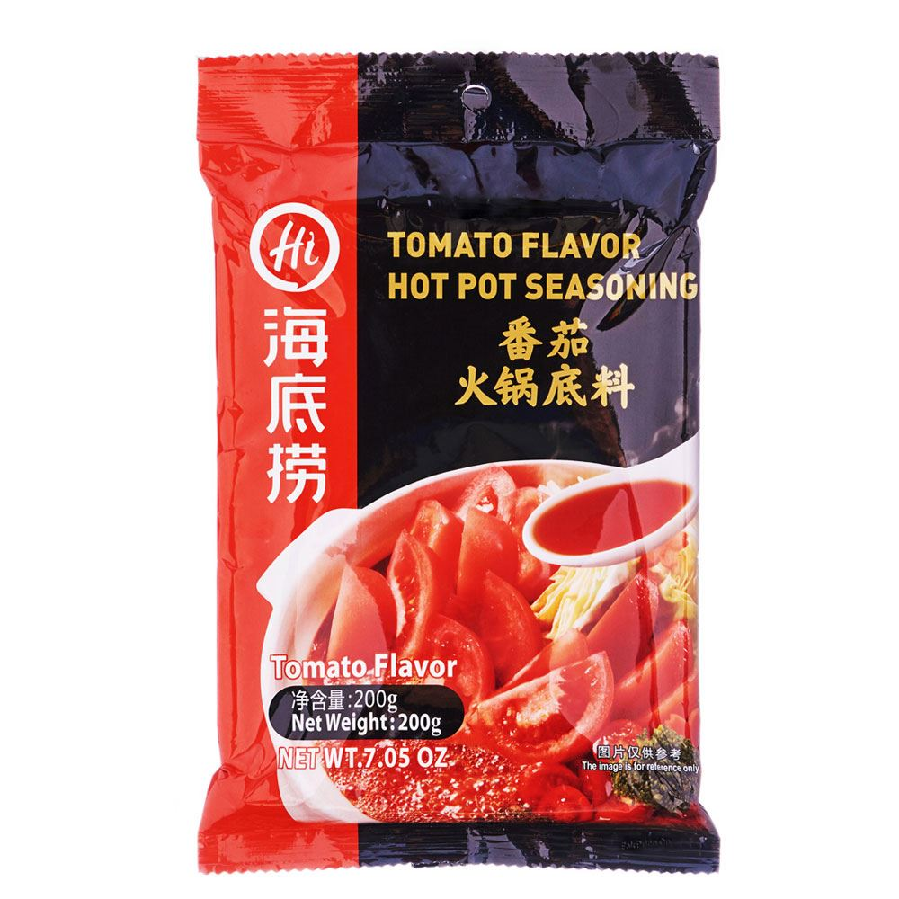 Haidilao Tomato Flavor Hot Pot Seasoning