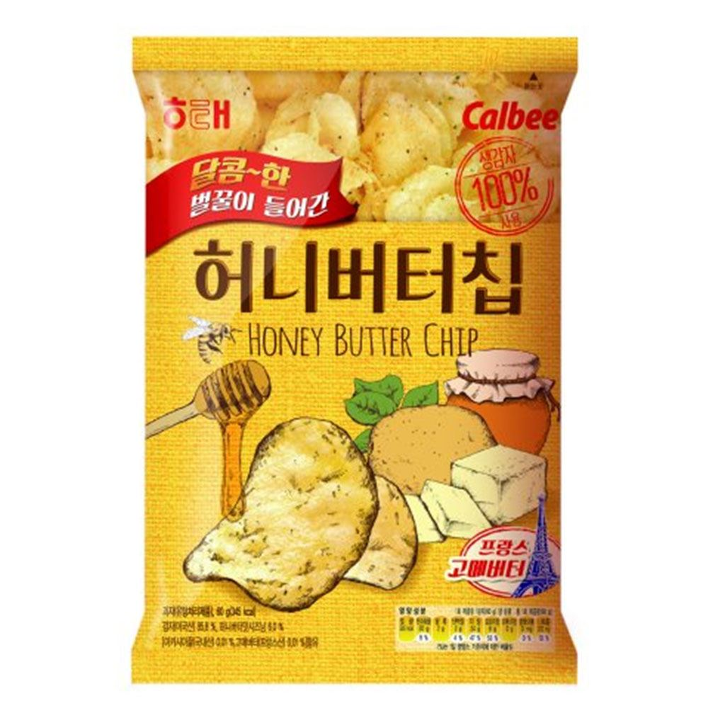 Haitai Honey Butter Chip