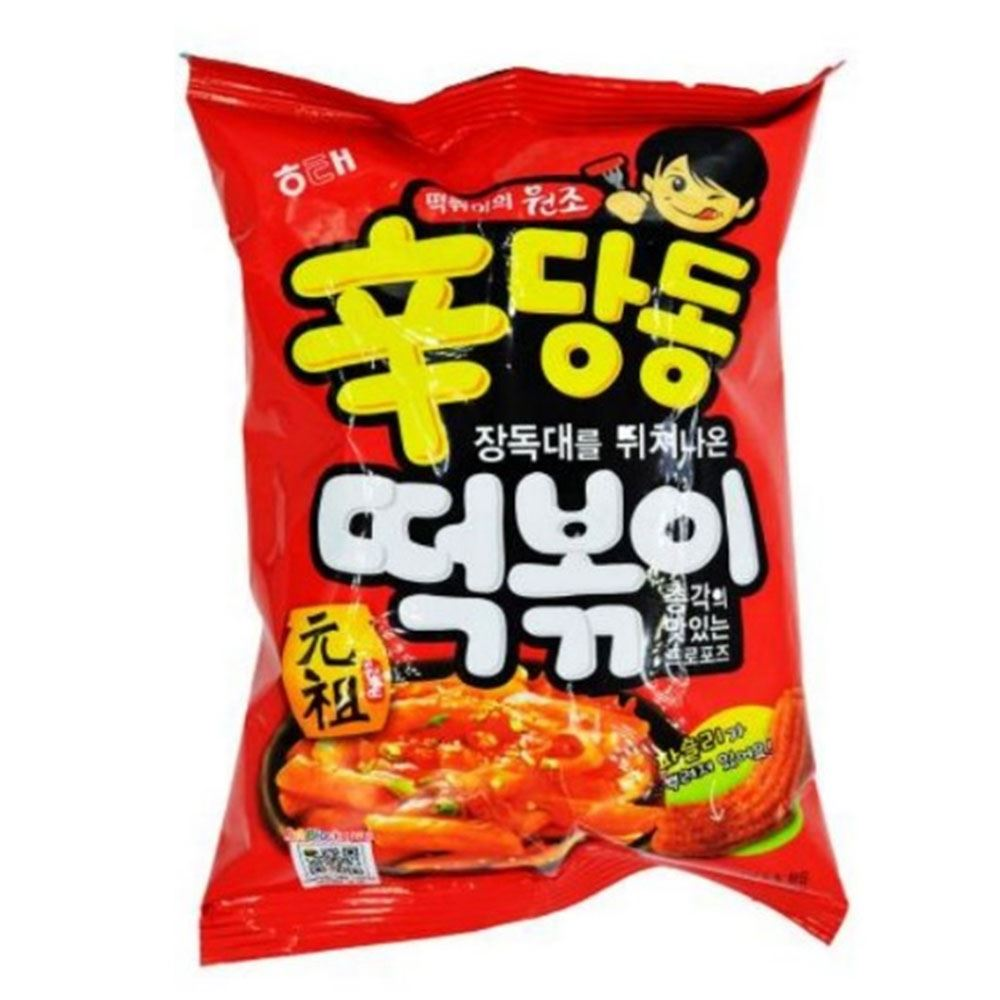 Haitai Shindangdong Teokbokki Snack (M)