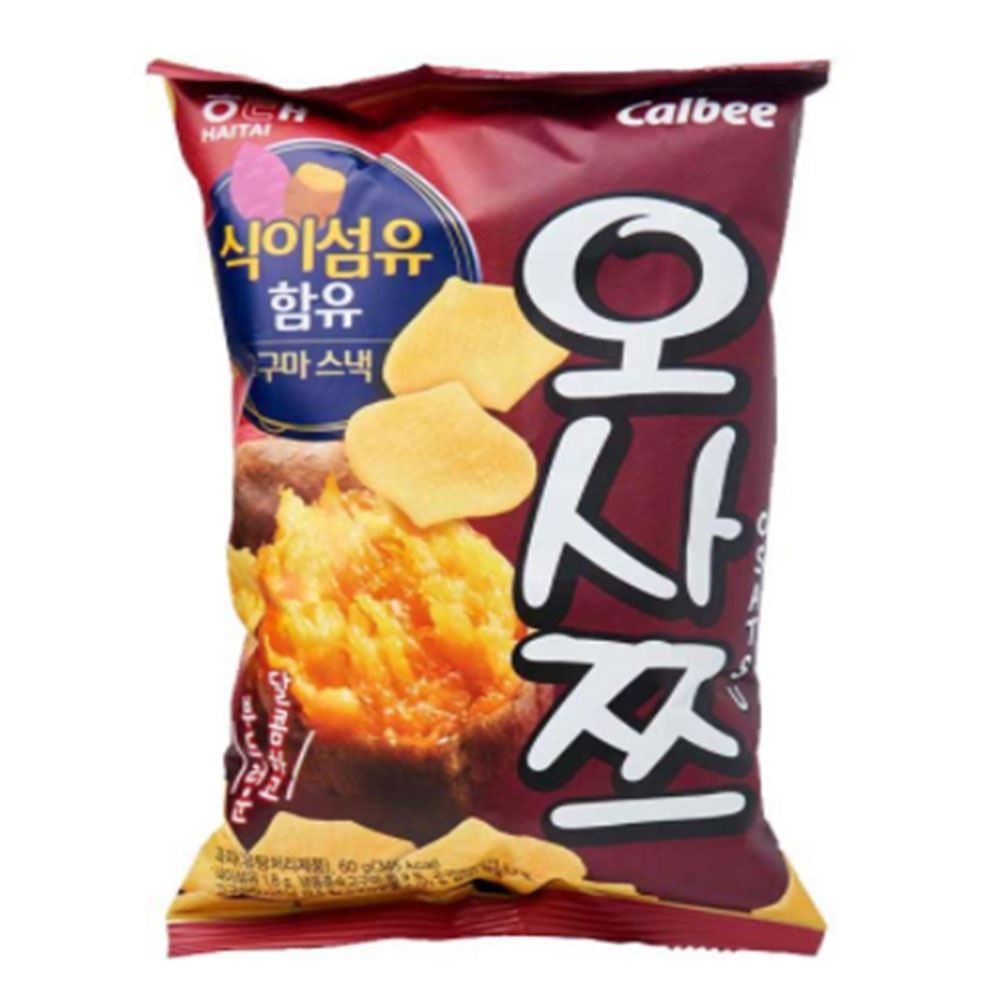 Haitai Sweet Potato Snack