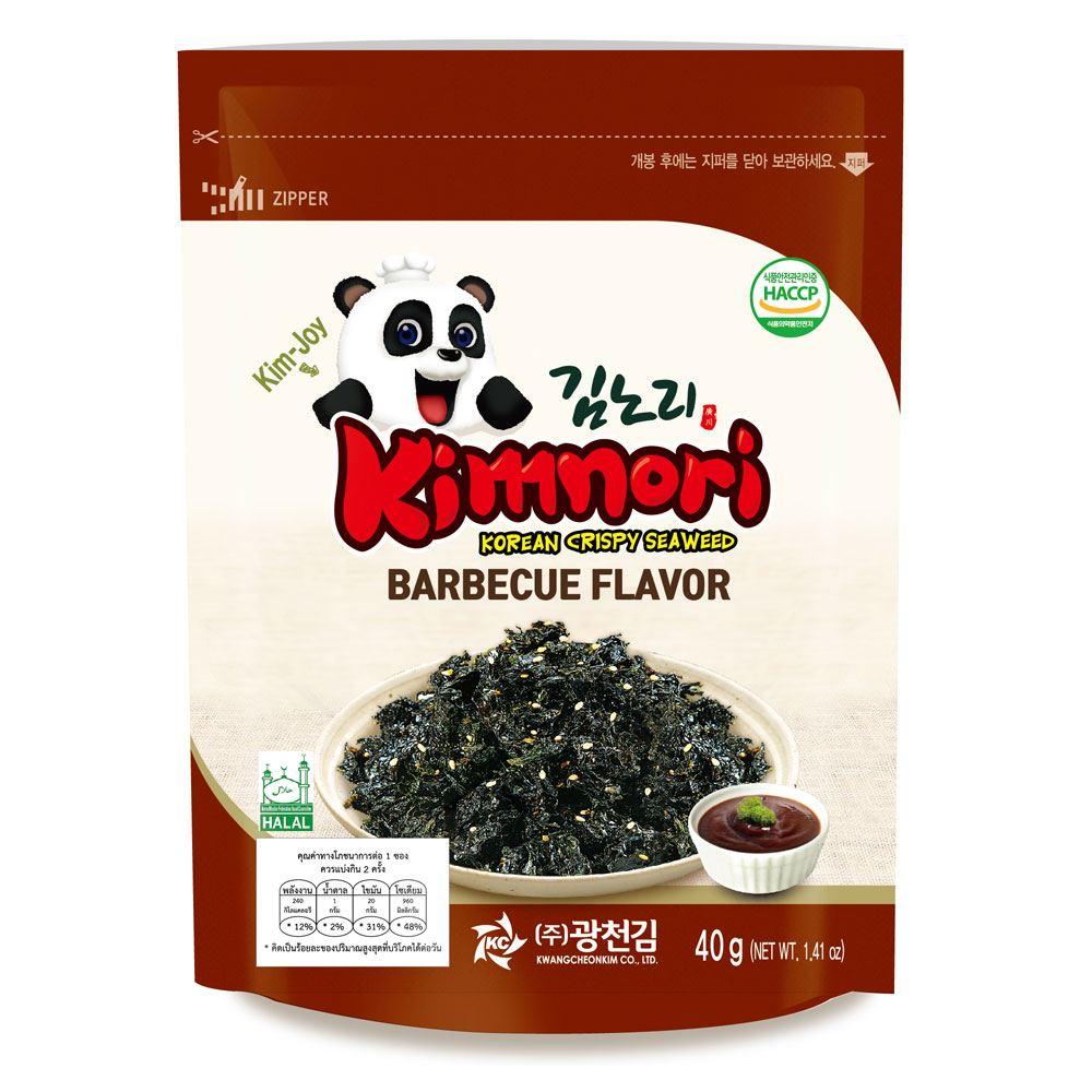 Kck Kimnori BBQ Flavor (Seasoned Seaweed Flakes)