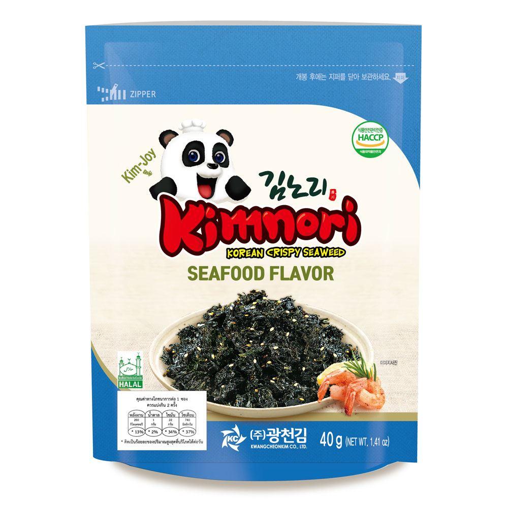 Kck Kimnori Seawood Flavor (Seasoned Seaweed Flakes)