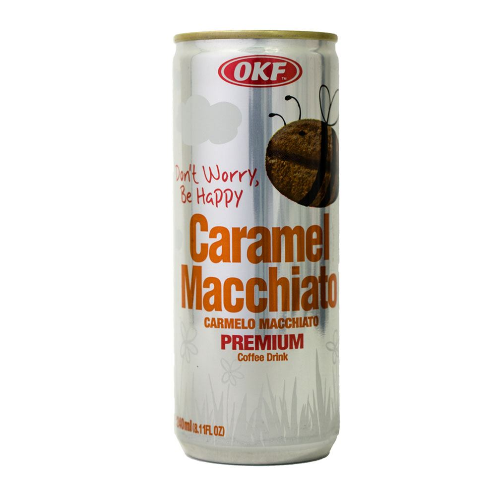 Okf Caramel Macchiato