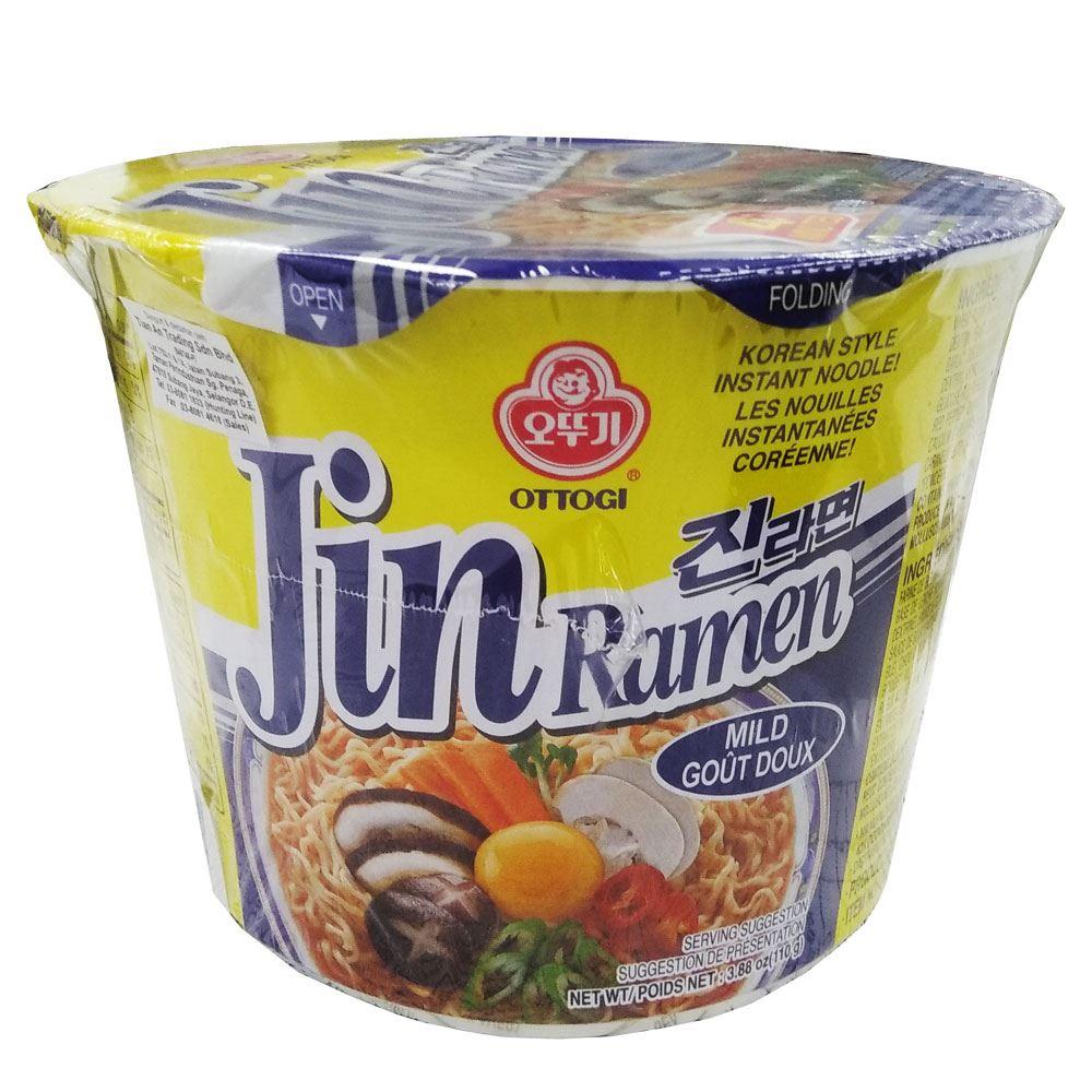 Ottogi Jin Ramen Mild Bowl