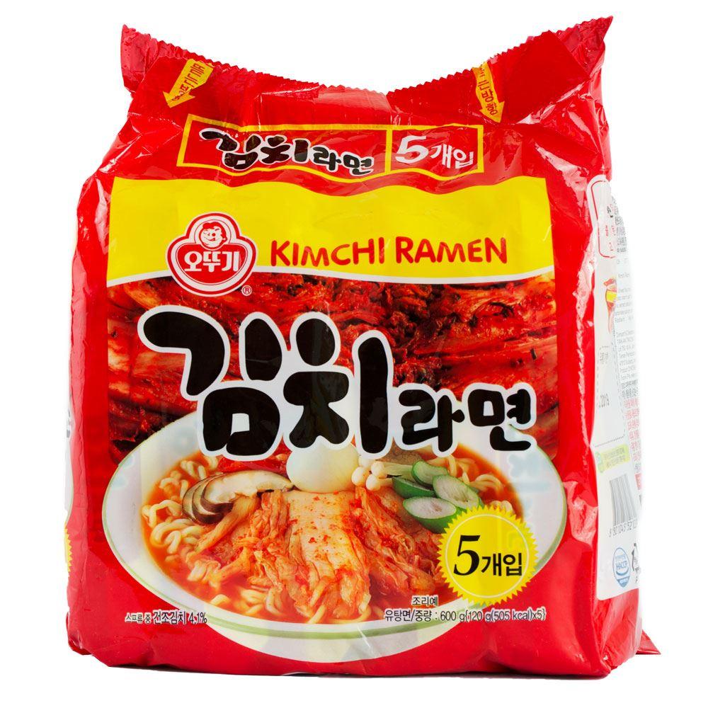 Ottogi Kimchi Ramen Multipack
