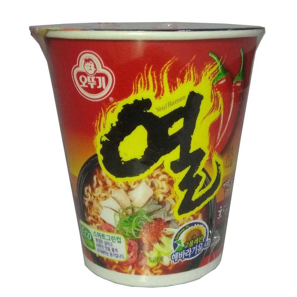 Ottogi Yeul Ramen Cup (Export)