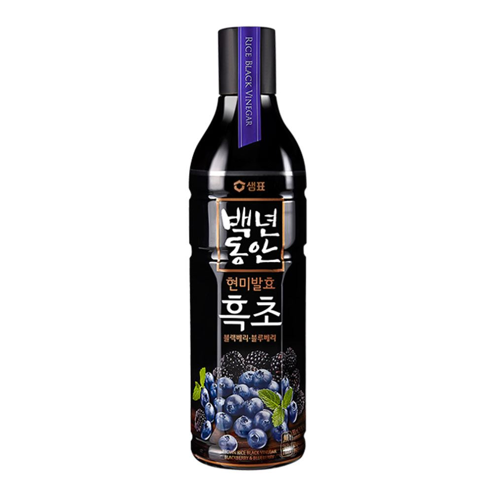 Sempio Vinegar Drink Blackberry & Blueberry