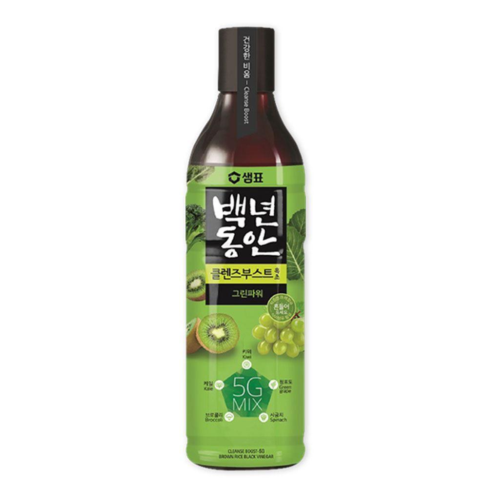 Sempio Vinegar Drink Cleanse Boost-5 Green