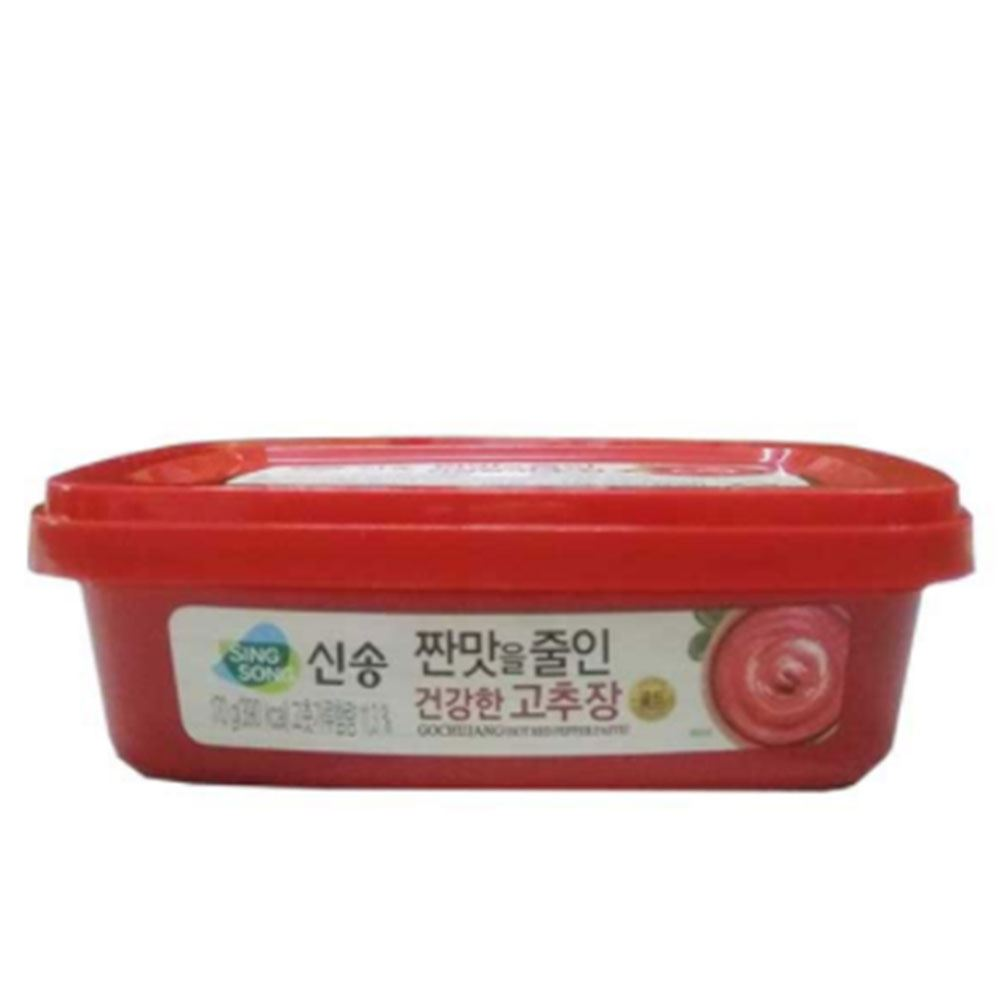 Singsong Red Pepper Paste Gochujang Less Sodium