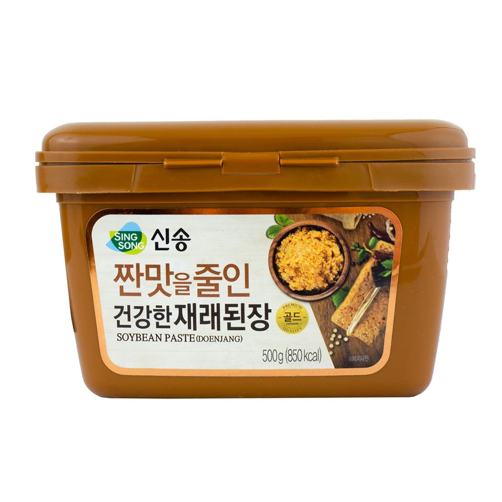 Singsong Soybean Paste