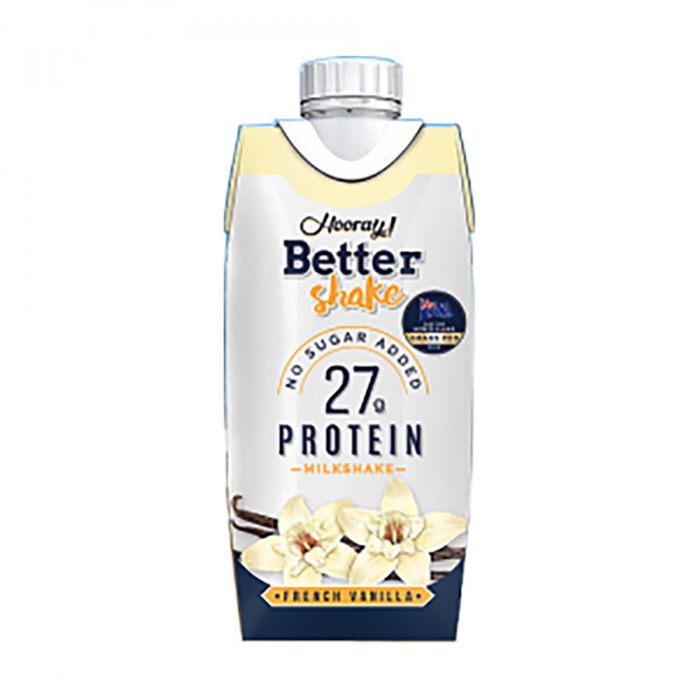 Protein Milkshake – French Vanilla