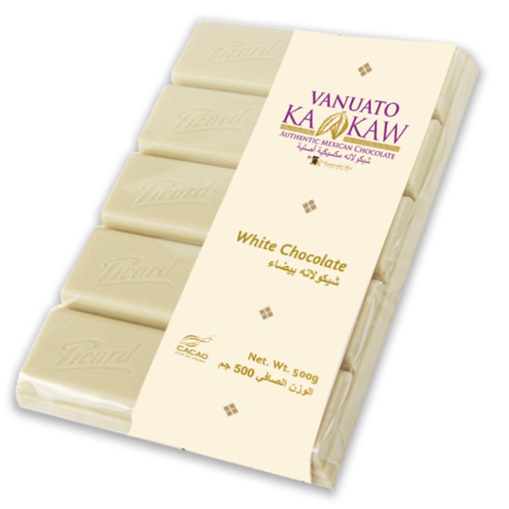 Vanuato Kakaw Bakery White Chocolate