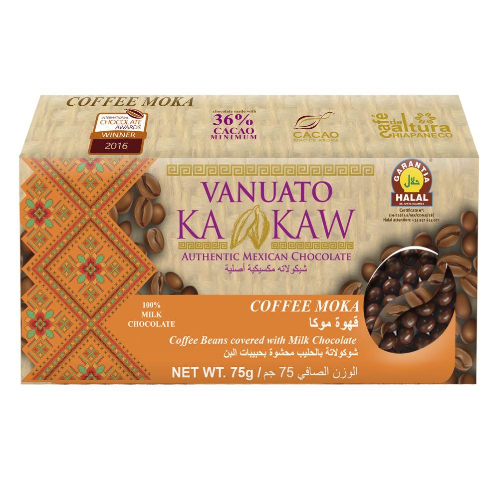 Vanuato Kakaw Coffee Moka