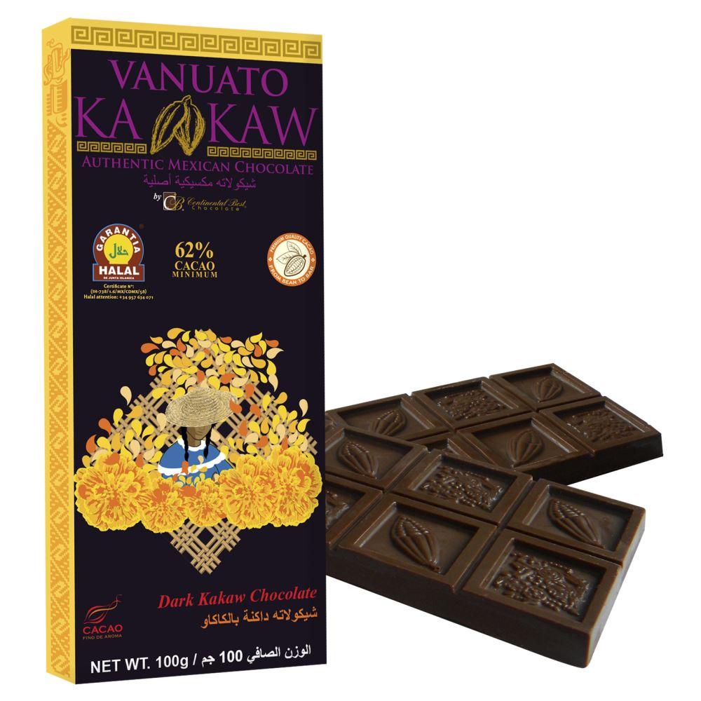 Vanuato Kakaw Dark Kakaw Chocalate