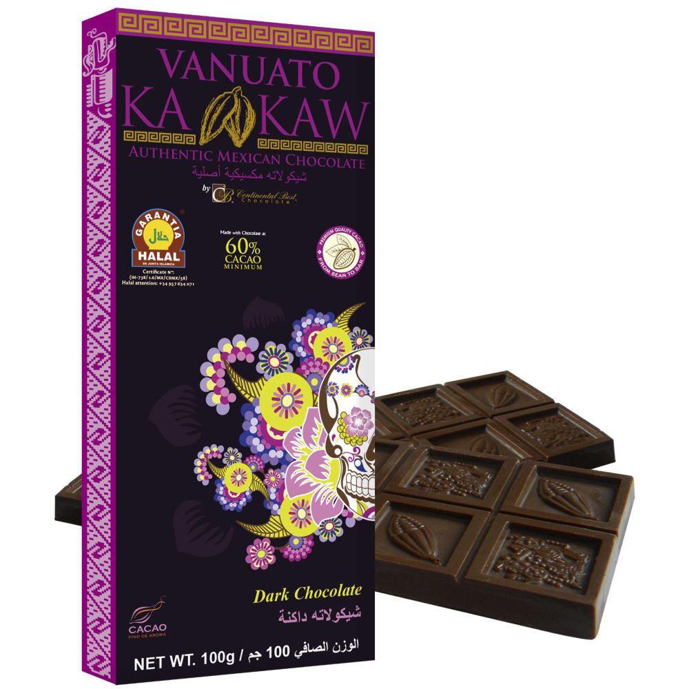 Vanuato Kakaw Dark Chocalate