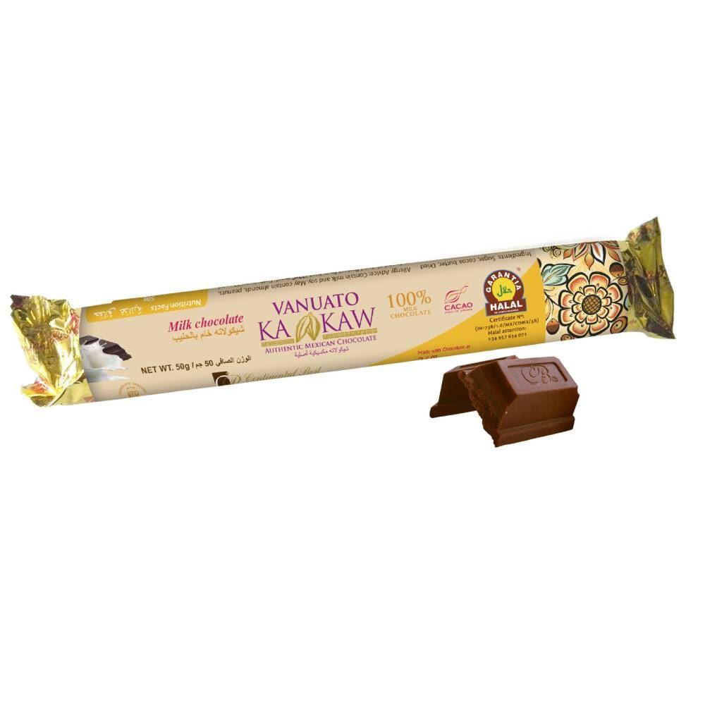 Vanuato Kakaw Milk Chocolate Bar