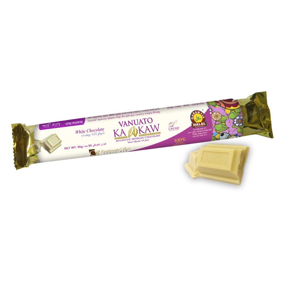 Vanuato Kakaw White Chocolate Bar