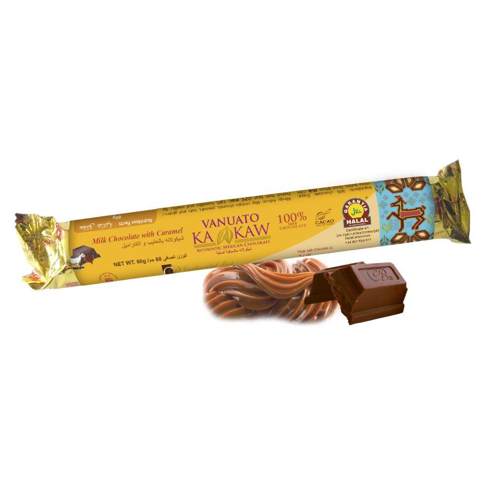 Vanuato Kakaw Caramel Chocolate Bar