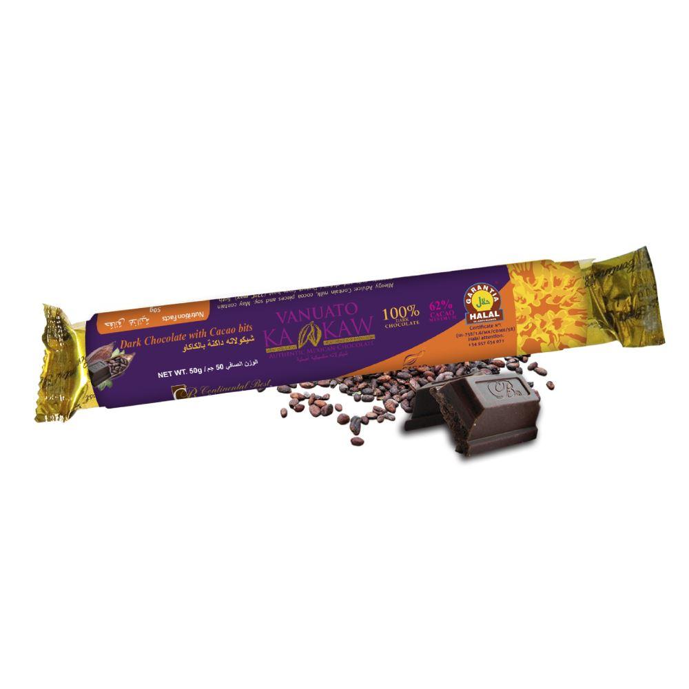 Vanuato Kakaw Dark Kakaw Chocolate Bar