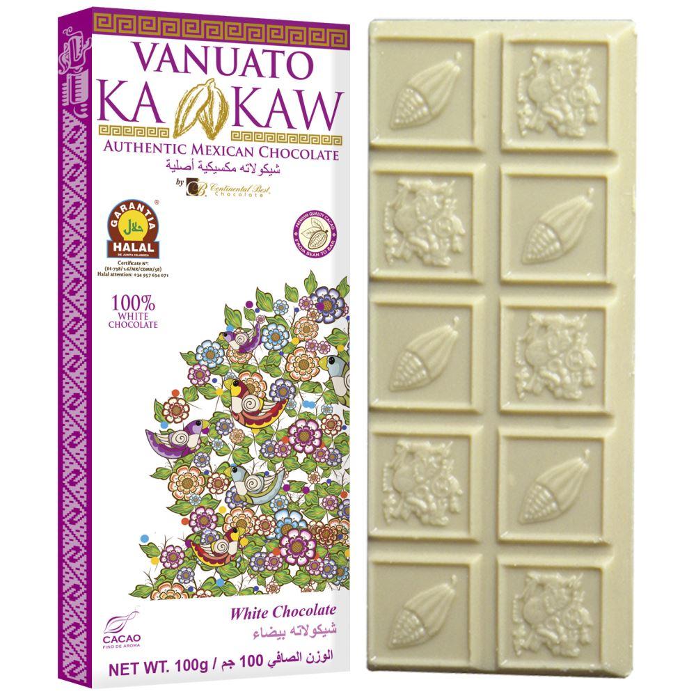 Vanuato Kakaw White Chocalate