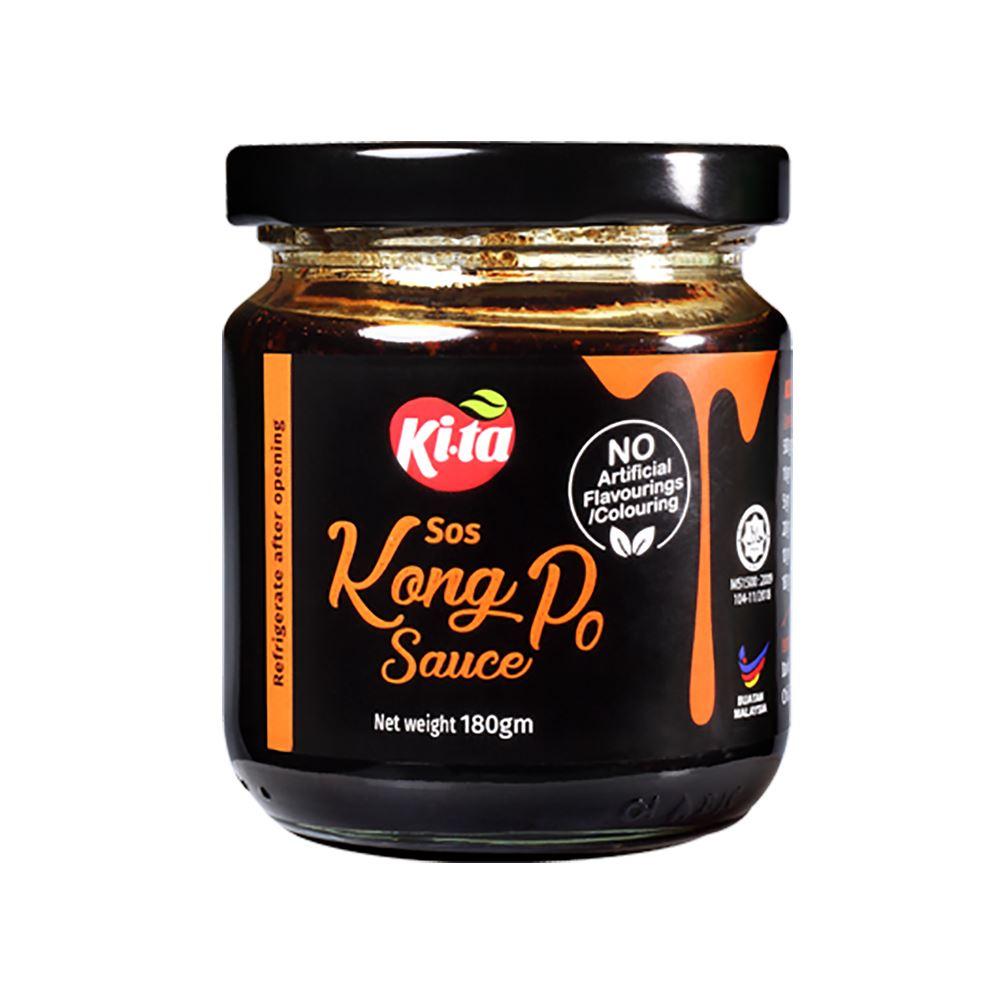Kong Po Sauce