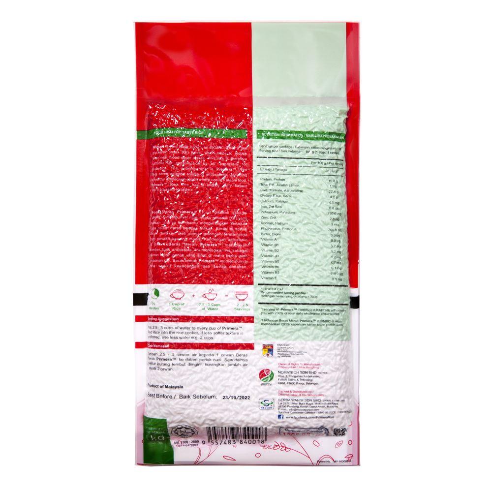 Primera Malaysia Red Rice