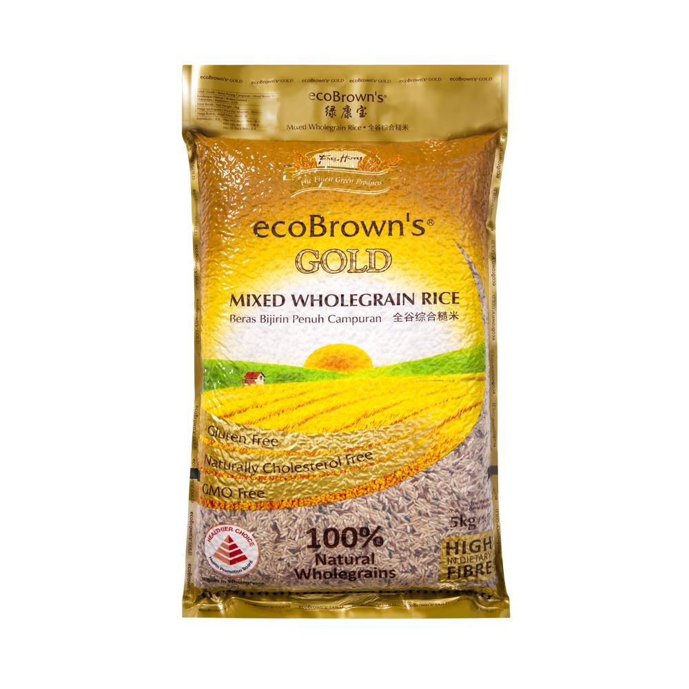 ecoBrown's GOLD Rice