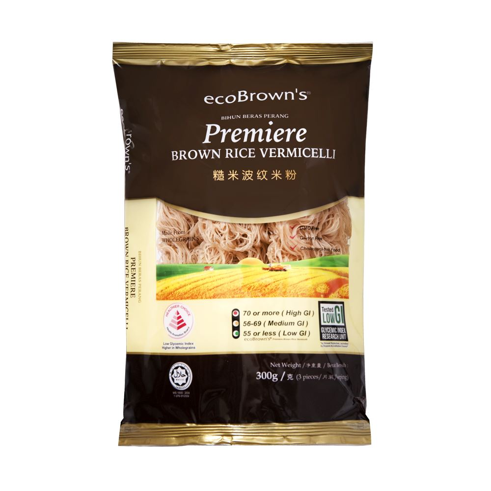 ecoBrown's Premiere (Brown Rice Vermicelli)