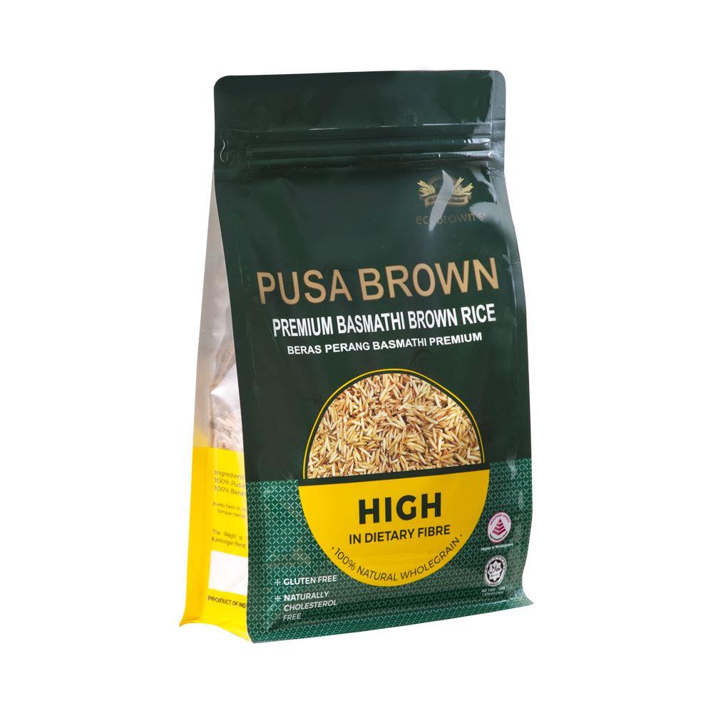 ecoBrown's Pusa Brown (Premium Basmathi Brown Rice)