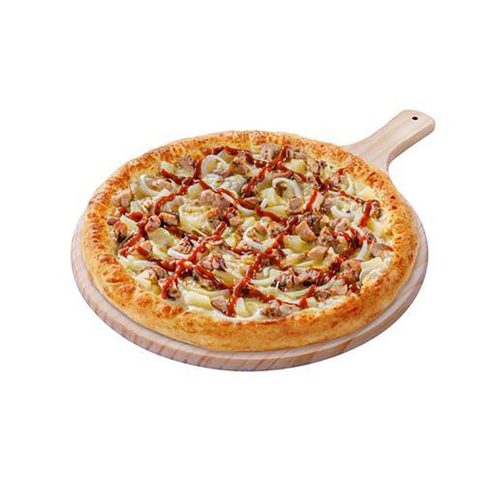 BBQ Chicken Delight Pizza