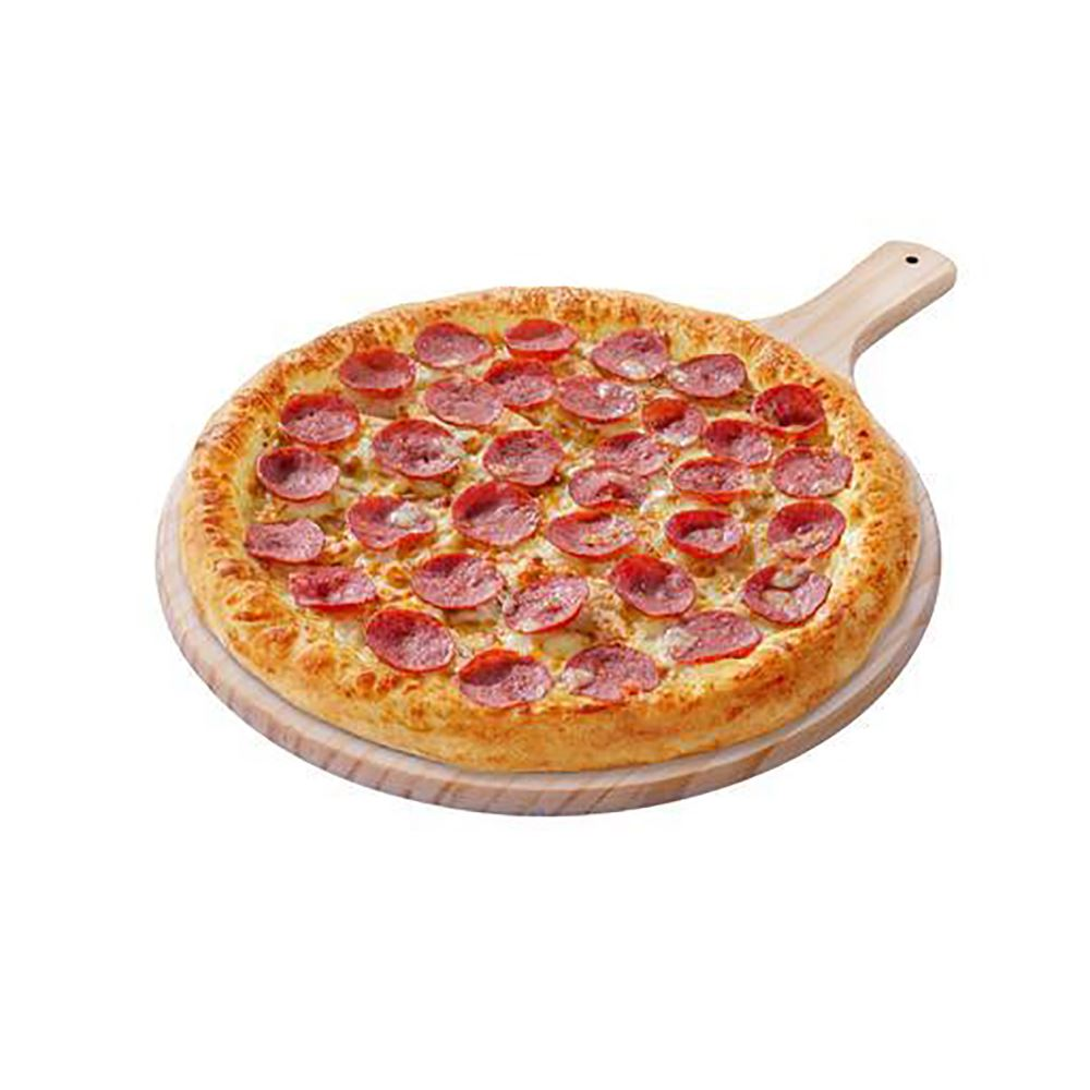Beef Pepperoni Pizza
