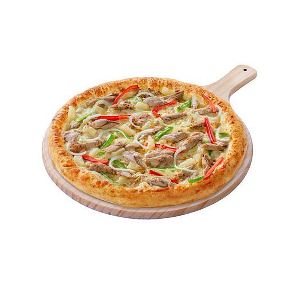 Tuna Deluxe Pizza