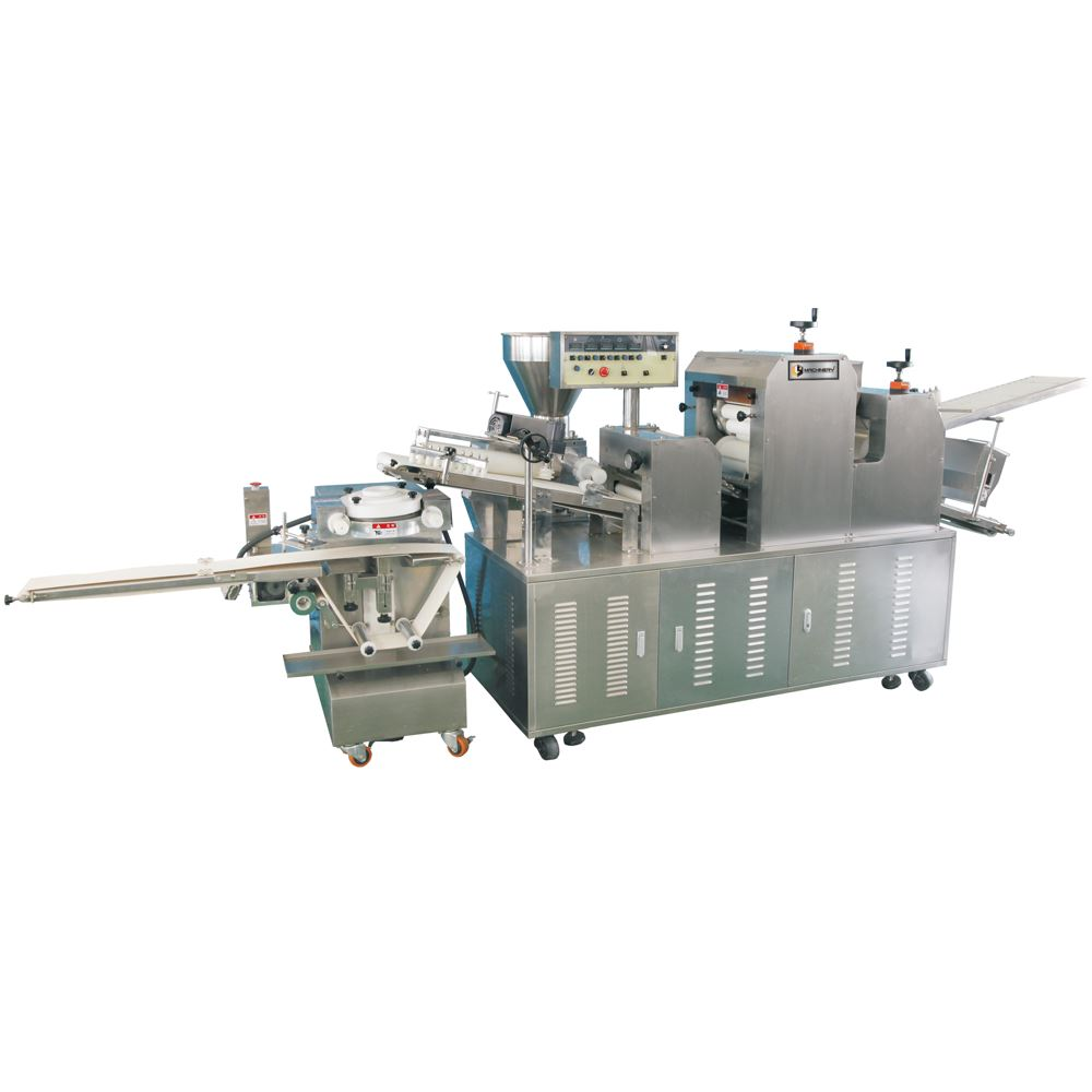 Automatic Encrusting & Moulding Machine