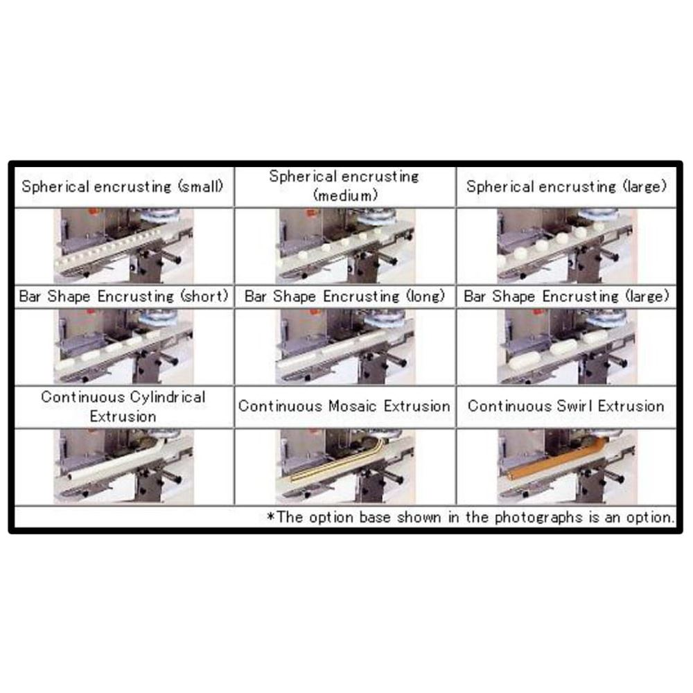 Automatic Encrusting & Moulding Machine   Bakery/Pastry Equipment Supplier And Manufacturer Malaysia