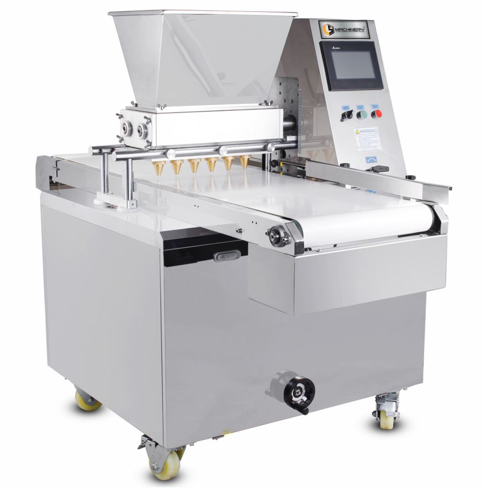 Cookies & Cake Machine / Depositor | Bakery/Pastry Equipment Supplier And Manufacturer Malaysia