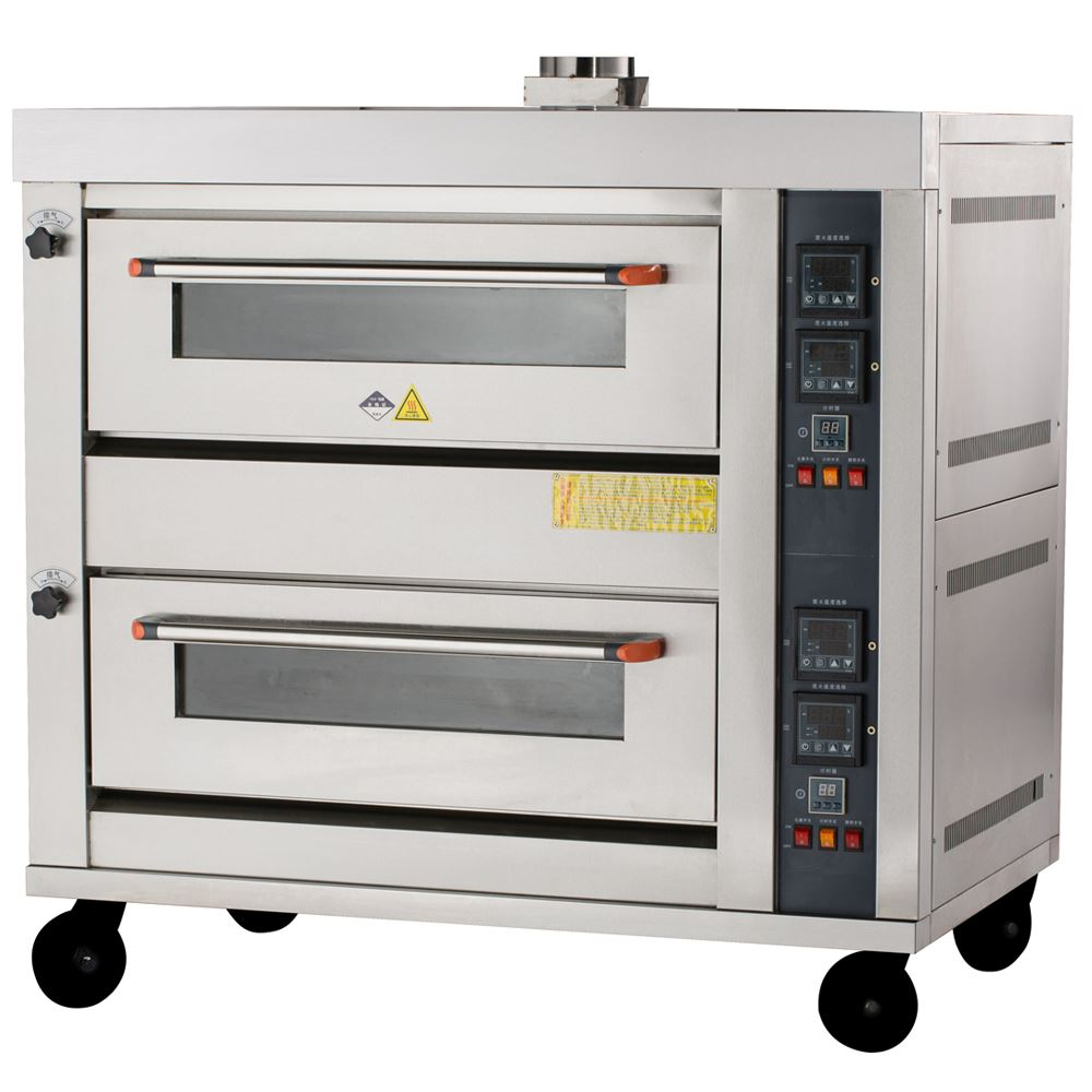 Gas Deck Oven | Bakery/Pastry Equipment Supplier And Manufacturer Malaysia