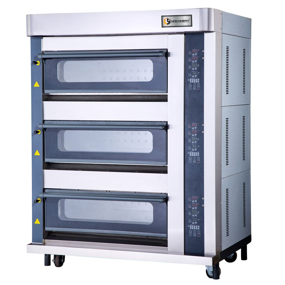 Luxury Electric Deck Oven | Bakery/Pastry Equipment Supplier And Manufacturer Malaysia