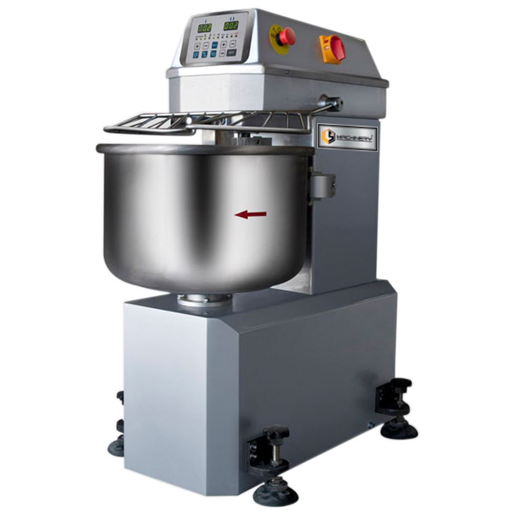 Spiral Mixer | Bakery/Pastry Equipment Supplier And Manufacturer Malaysia