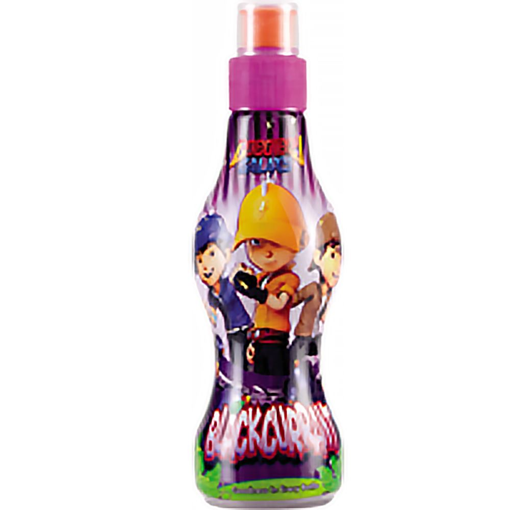 BoboiBoy Fruit Juice Blackcurrent