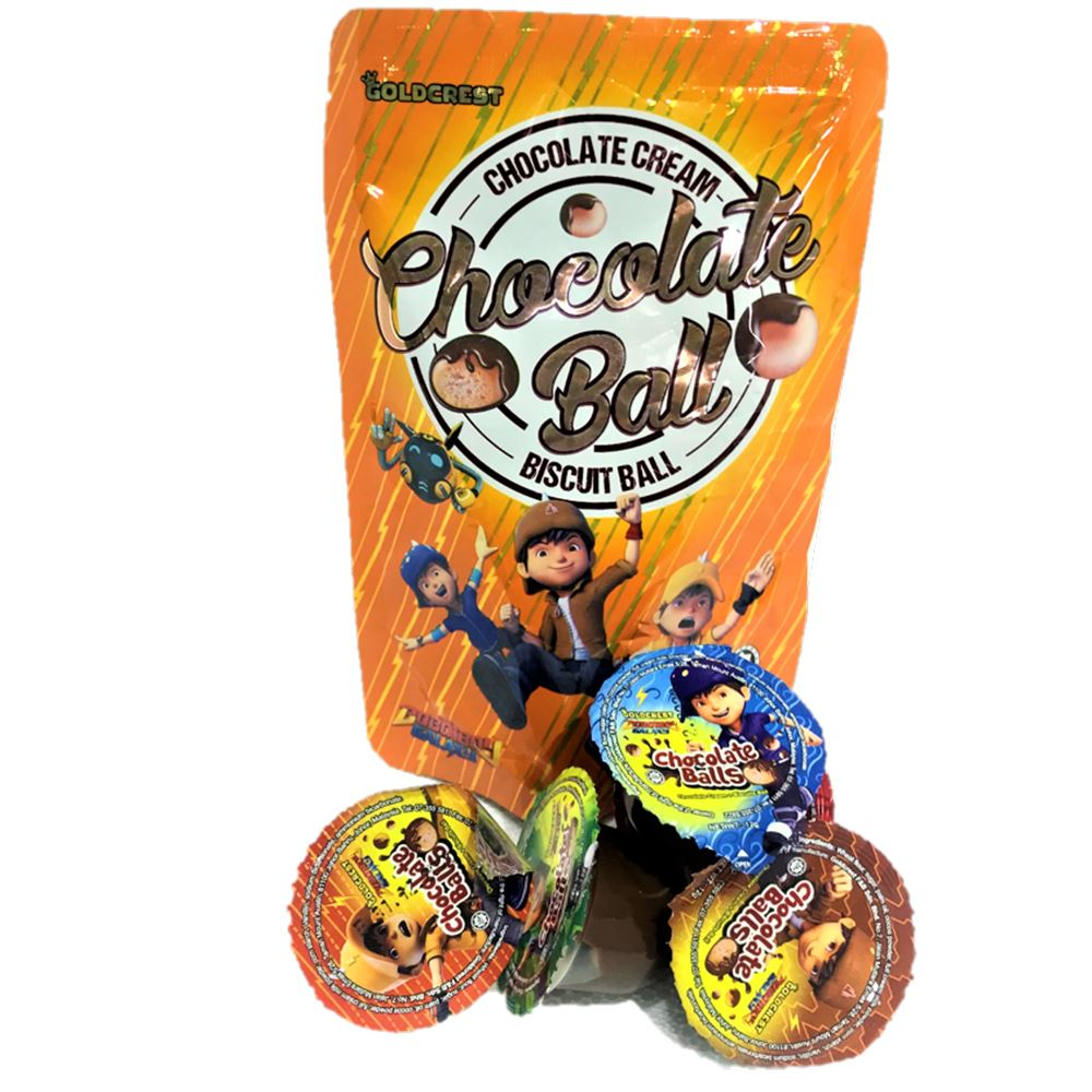 BoBoiBoy Chocolate Ball