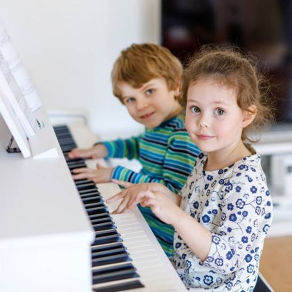 PED Piano Exploration 1 ( 5 years of age and above )