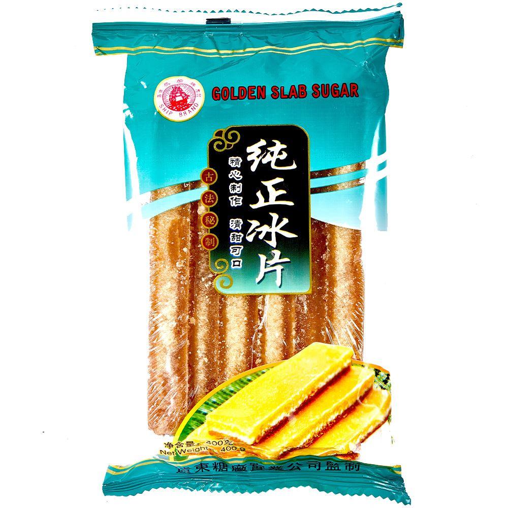 Golden Slab Sugar